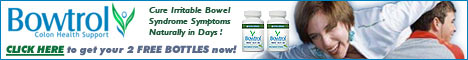 Bowtrol Colon Cleanser - Natural Colon Cleansing