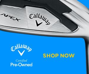 Used Callaway Golf Clubs