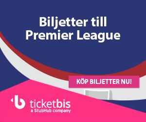 Biljetter till Premier League i England