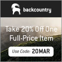 20% Off One Full-Price Item With Code: 20MAR