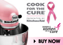 Cook for the Cure Banner