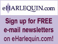 Sign up for email newsletters from eHarlequin.com