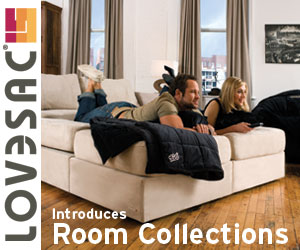 LoveSac Introduces Whole Rooms