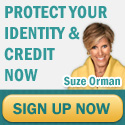 Suze Orman Identity Protector