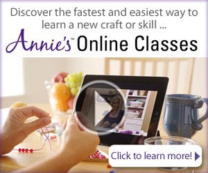 Online Classes at Annie's