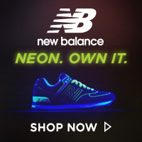 New Balance Neon Lights 574 200x200