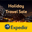 Holiday Travel Sale: Up to 40% Off Stays, All Season Long at Expedia!