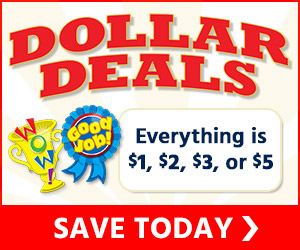 dollar deals everything 5 dollars or less save money