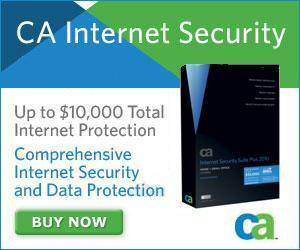 CA Internet Security Suite 2009