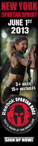 Tri-State NY Spartan Sprint June 1-2, 2013, Sign Up Now for this Reebok Spartan Race!