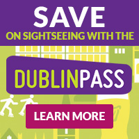 Save on sightseeing with the Dublin Pass