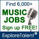 Find Music Jobs
