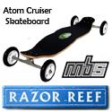 Longboard Skateboard only $79.95