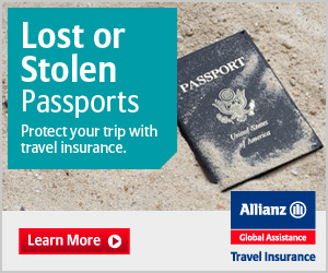 Allianz Travel Insurance | Lost or Stolen Passports | International Services