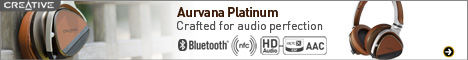 Aurvana Platinum Flagship Over-the-ear Bluetooth� Headset with NFC