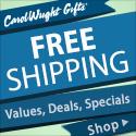 Free Shipping at Carol Wright Gifts