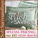 Special Pricing on Bedding - SoftSurroundings.com!