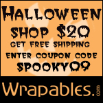 Shop Halloween Free Shipping $20 or more