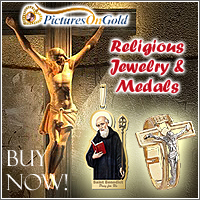 Religious Jewelry and Medals
