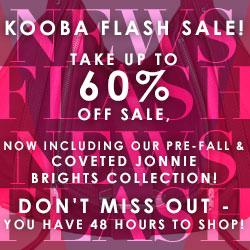 Shop Kooba Flash Sale