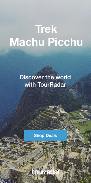 Tourradar - Trek Machu Picchu