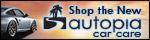 Shop the new Autopia Car Care!