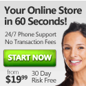 Free 15-day Trial with 3DCart.com