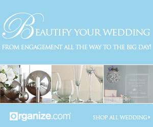 Weddings and Registry at Organize.com