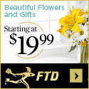 Beautiful Flowers & Gifts starting at $19.99 125 x 125