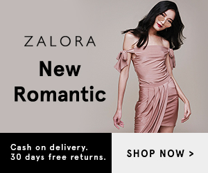 Zalora New Romantic