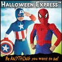 10% off Costumes and More at HalloweenExpress.c