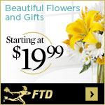 Beautiful Flowers & Gifts starting at $19.99 150 x 150