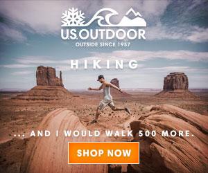 Shop Hiking Gear at US Outdoor.com