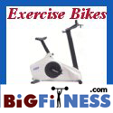Exercise Bikes at Big Fitness