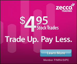 Zecco – Trade Up. Pay Less.