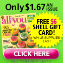 Get a FREE Gas Card with your All You subscription