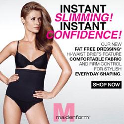 Maidenform Buy 1 Get 50% Off Shapewear Sale!