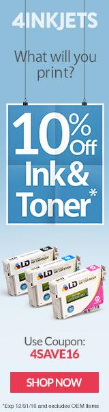 Ink Sale