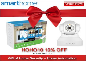 Merry Christmas SALE 10% OFF SmartHome