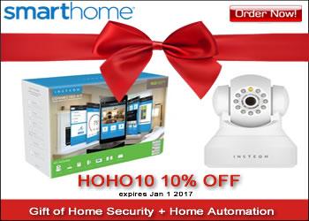 Merry Christmas SALE 10% OFF SmartHome