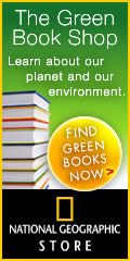 National Geographic's Green Book Shop