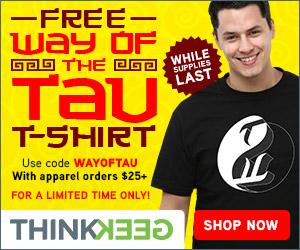 Way Of The Tau GWP T-Shirt