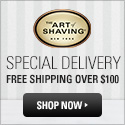 Art of Shaving Free Shipping Promo Code