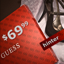 Guess Hinter Sale