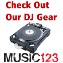 DJ Gear at Music123.com