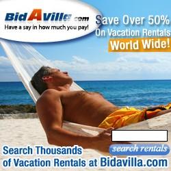 Save up to 50% on Vacation Rentals at Bidavilla!
