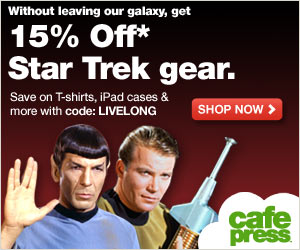You don't have to leave this galaxy to get 15% off