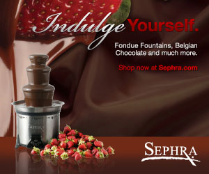 Sephra Home Chocolate Fondue & Fountain - Shop Now