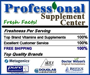Freshest Vitamins And Supplements By Professional Supplement Center