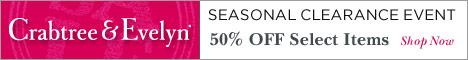 Take 50% OFF - Seasonal Clearance Event